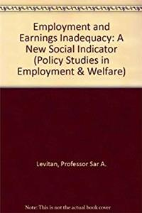 Employment and Earnings Inadequacy: A New Social Indicator (Policy Studies in Employment & Welfare) download ebook