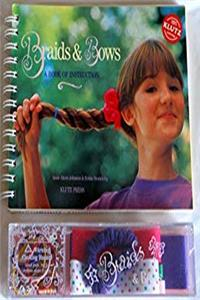Braids & Bows: Easy Step-By-Step Instructions (The Creative Activity Kit) download ebook