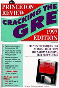 Cracking the GRE with Sample Tests on Computer Disks, 1997 ed (Annual) download ebook