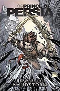 Prince of Persia: Before the Sandstorm -- A Graphic Novel Anthology download ebook