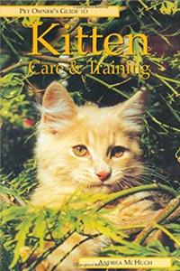 KITTEN CARE & TRAINING (Pet Owner's Guide) download ebook