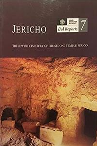 Jericho: The Jewish Cemetery of the Second Temple Period (IAA REPORTS) download ebook