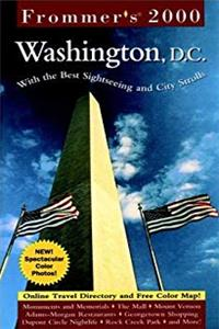 Frommer's Washington, D.C. 2000 (Frommer's Complete Guides) download ebook