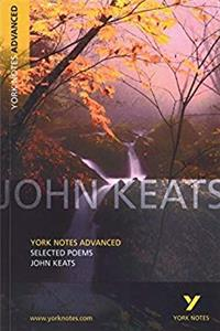 Selected Poems of John Keats (York Notes Advanced) download ebook