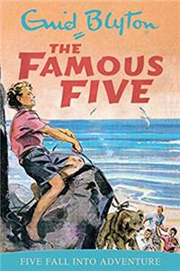 Five Fall into Adventure (Famous Five) download ebook