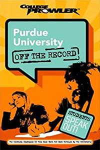Purdue University: Off the Record (College Prowler) (College Prowler: Purdue University Off the Record) download ebook