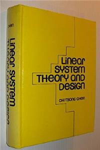 Linear System Theory and Design (The Oxford Series in Electrical and Computer Engineering) download ebook