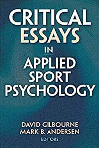 Critical Essays in Applied Sport Psychology download ebook
