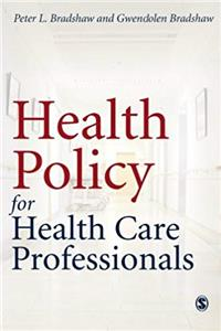 Health Policy for Health Care Professionals download ebook