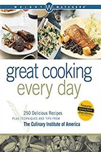 Weight Watchers Great Cooking Every Day: 250 Delicious Recipes Plus Techniques and Tips from The Culinary Institute of America (Weight Watchers Cooking) download ebook