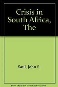 Crisis In South Africa download ebook