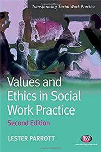 Values and Ethics in Social Work Practice (Transforming Social Work Practice Series) download ebook