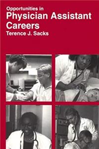 Opportunities in Physician Assistant Careers (Opportunities in Series) download ebook