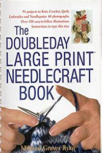 The Doubleday Large Print Needlecraft Book download ebook