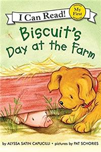 Biscuit's Day at the Farm (My First I Can Read) download ebook
