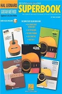 The Hal Leonard Guitar Superbook download ebook