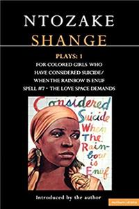 Ntozake Shange: Plays 1 (Contemporary Dramatists) (Vol 1) download ebook